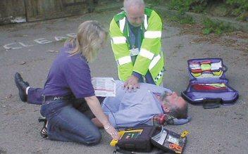 First responder (foto LAS)