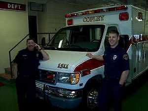 Paramedici z Copley